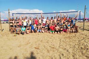 Quasi-Beachcamp Lignano 2018