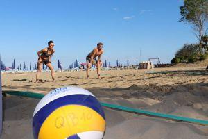 Quasi-Beachcamp Lignano 2019